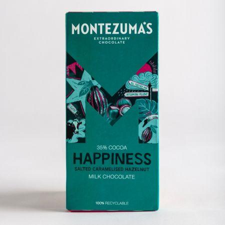 Montezuma's Happiness Chocolate Bar (90g)