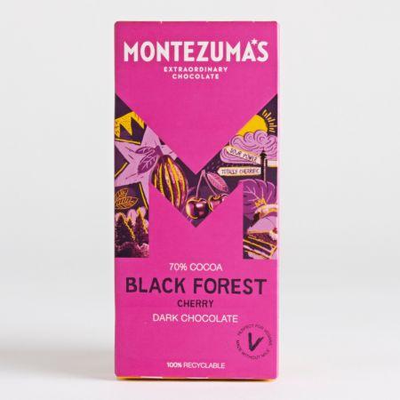 Montezuma's Black Forest Chocolate Bar (90g)