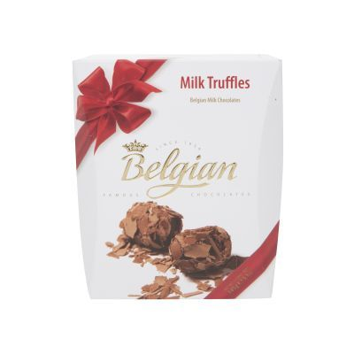 145g Belgian Milk Chocolate Truffles