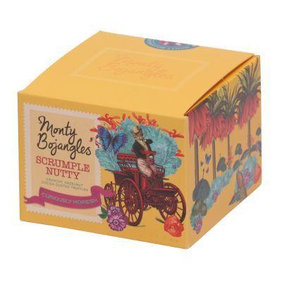 Monty Bojangles Scrumple Nutty Curious Truffles 100g