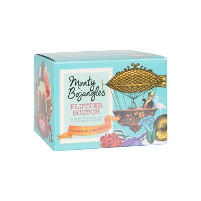 Monty Bojangles Flutter Scotch Curious Truffles 100g