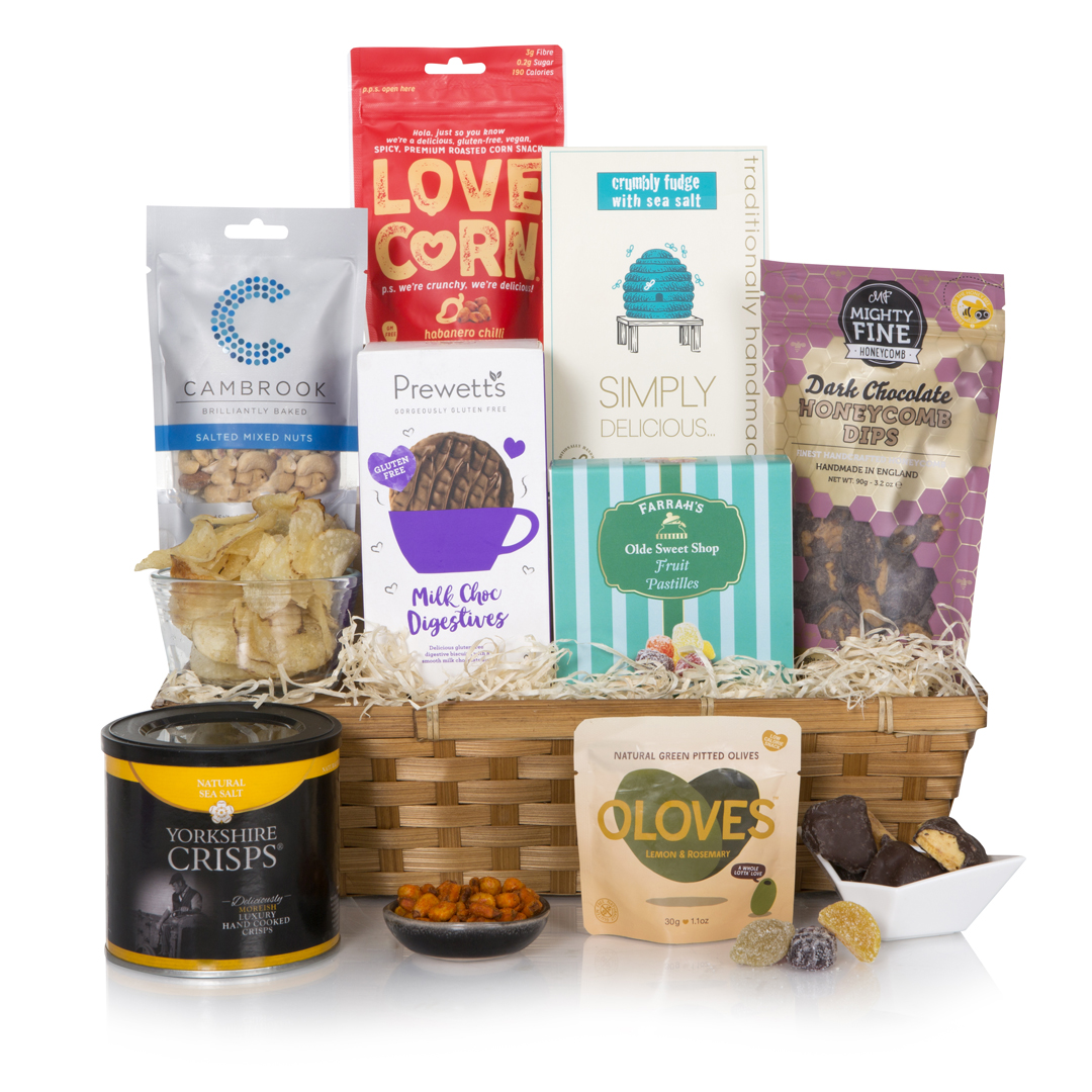 Click to view product details and reviews for Gluten Free Hamper.