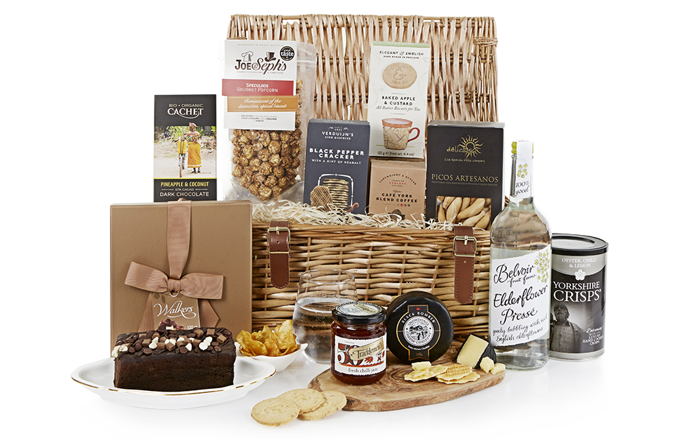 Send English Hampers To The Usa British Gift Baskets Hampers Com