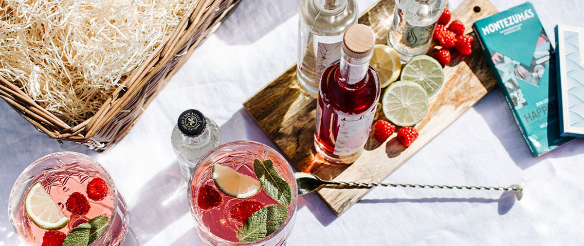 We capture the highest quality spirit and infuse the most amount of flavour we can. We then bottle the spirit and allow it to further mature bringing the flavours to a mellow, smooth finish.