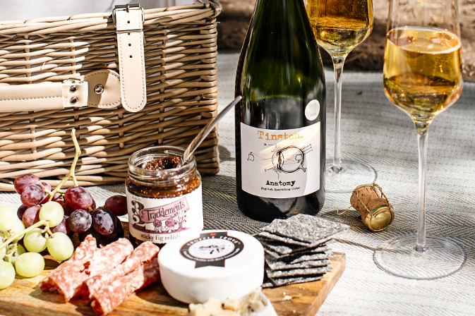Tinston wines and ciders at hampers.com